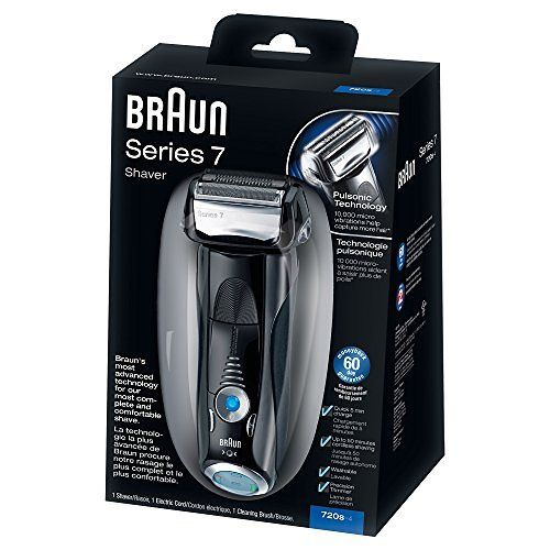 braun series 7 720 electric shaver best electric shavers razors pinterest. Black Bedroom Furniture Sets. Home Design Ideas