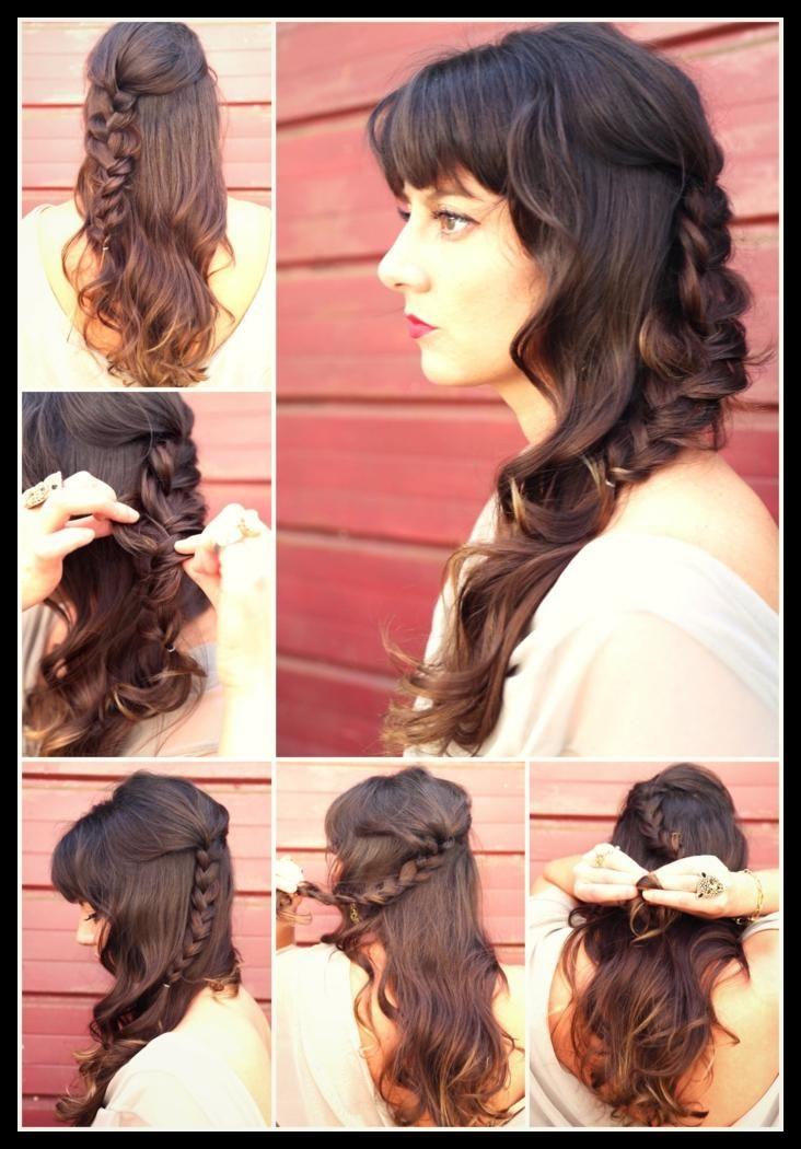 Schöne Frisuren Zum Nachmachen