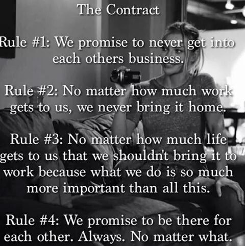 """The """"contract"""" R.I.P Shay"""