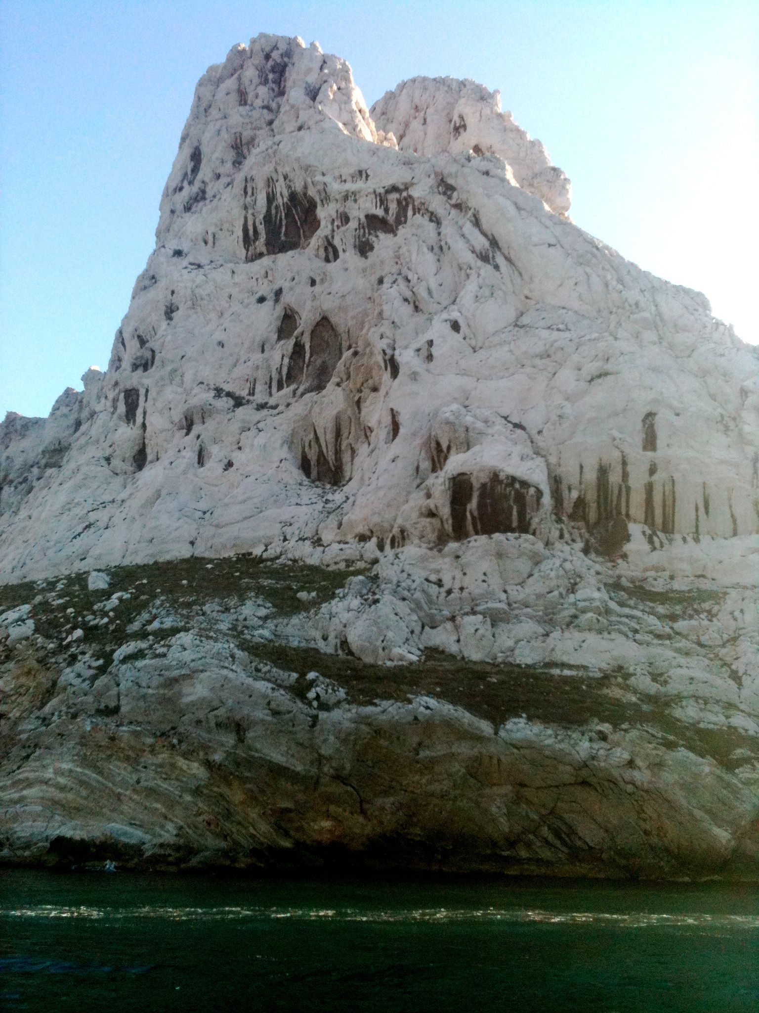 We have our very own island of Dr. Moreau in Marseille, called the Isle de Maïre