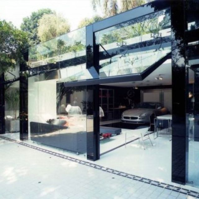 Garage Design Contest By Maserati: Garage Design, Modern Garage, Studio