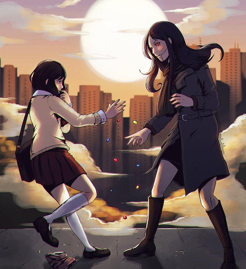 Kuchisake-onna by Koyorin on DeviantArt | Anime/ Manga :D ...