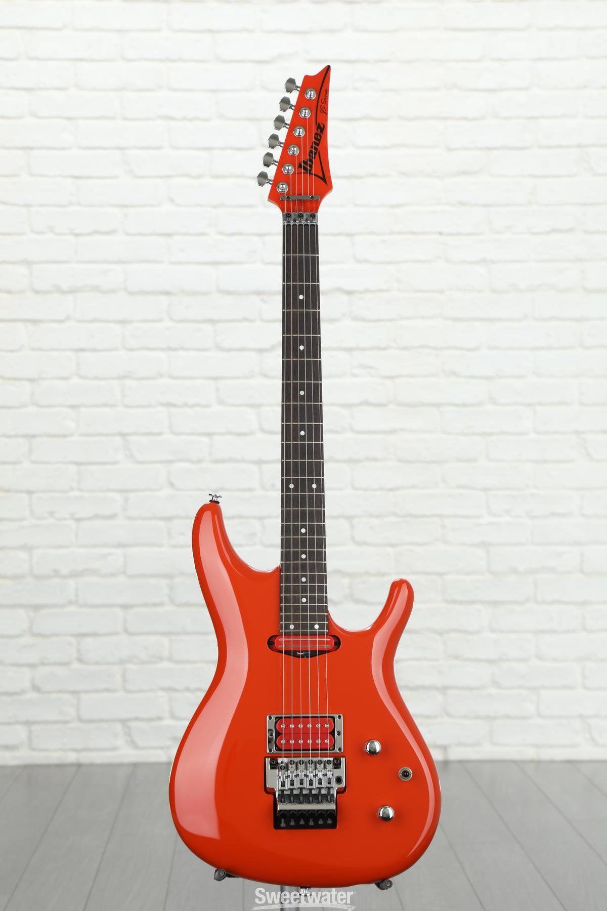 Ibanez Joe Satriani Signature Js2410 Muscle Car Orange Joe Satriani Ibanez Ibanez Guitars