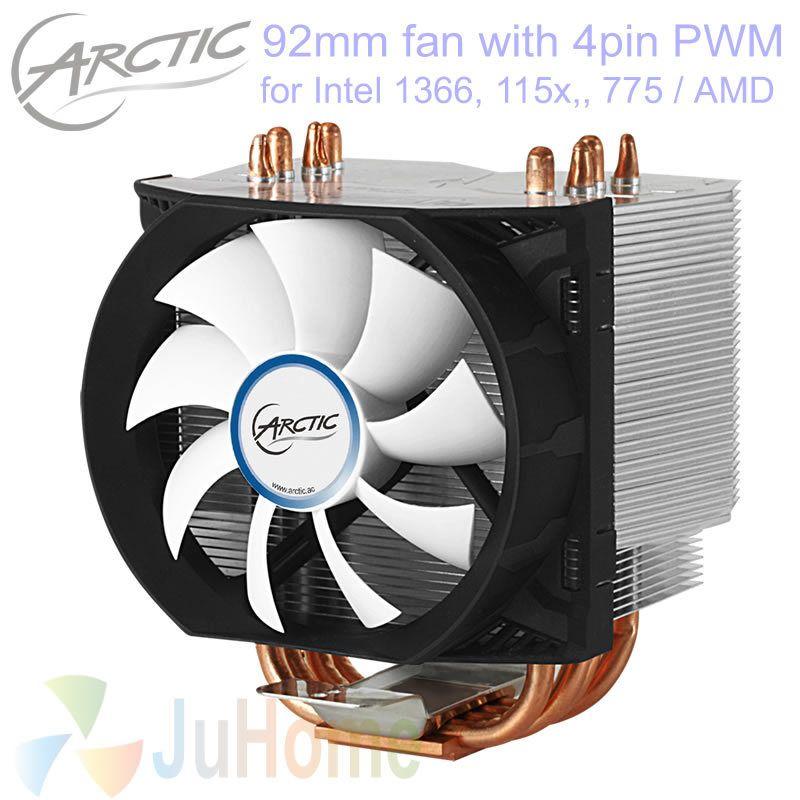 Original Arctic Freezer 13 4pin Pwm 92mm Fan Tdp 140w Cooling For
