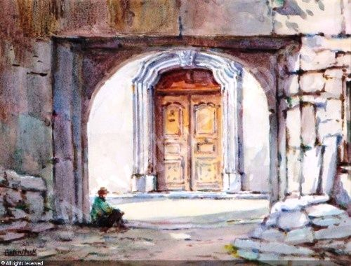 Isidore Rosenstock 1880 1956 Painting Art Artist