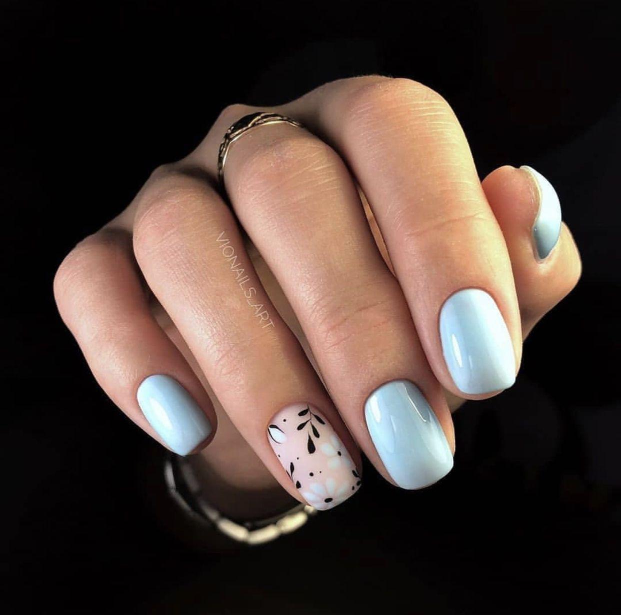Pin By Marina Papachristodoulou On Nails Short Acrylic Nails