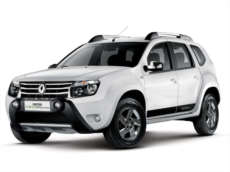 Foto renault duster edici n limitada tech road 2015 for Immagini dacia duster