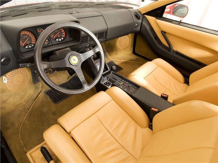 Ferrari Testarossa Interior Shabby Chic Decor Pinterest