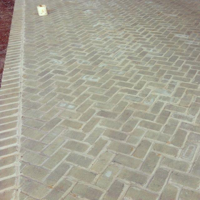 gray brick patio - Google Search | home yum | Pinterest ...