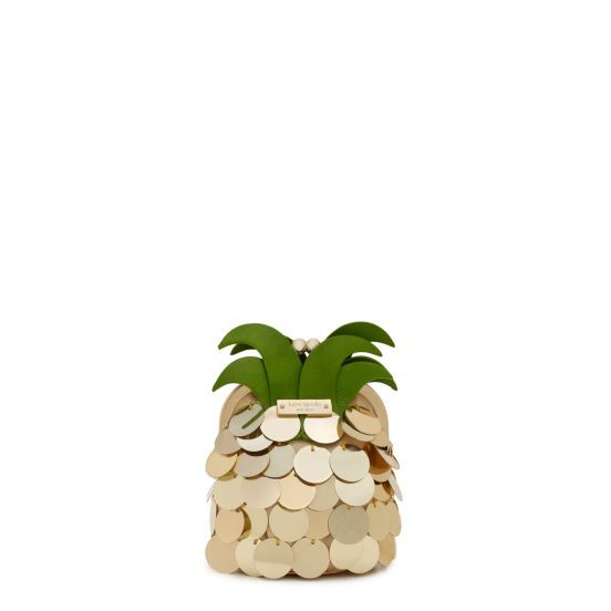 Monedero piña. Pineapple coin purse   Cosas que me gustan. Things I ...