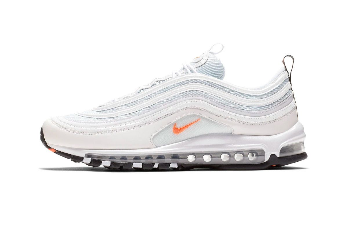 """Nike Adds """"Cone"""" to Its Growing Air Max 97 Army 