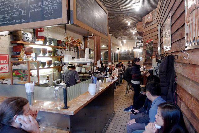 Inside New York Kitchen New York Thai Restaurant