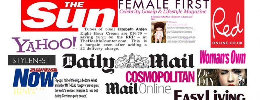 Case Study: The Healthcounter www.nobull-communications.co.uk