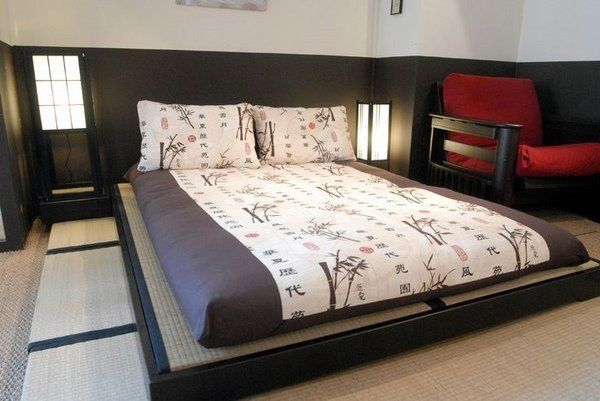 Futon Bed For Japanese Bedroom Ideas