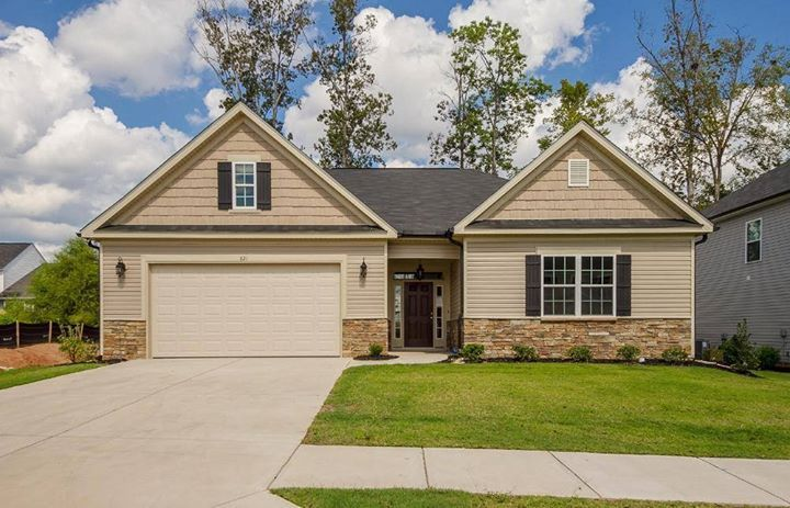 Ivey Homes Is An Award Winning Locally Owned Augusta Ga Homebuilder Homes From The Low 100 S To Custom Home Builders Building A House House Styles