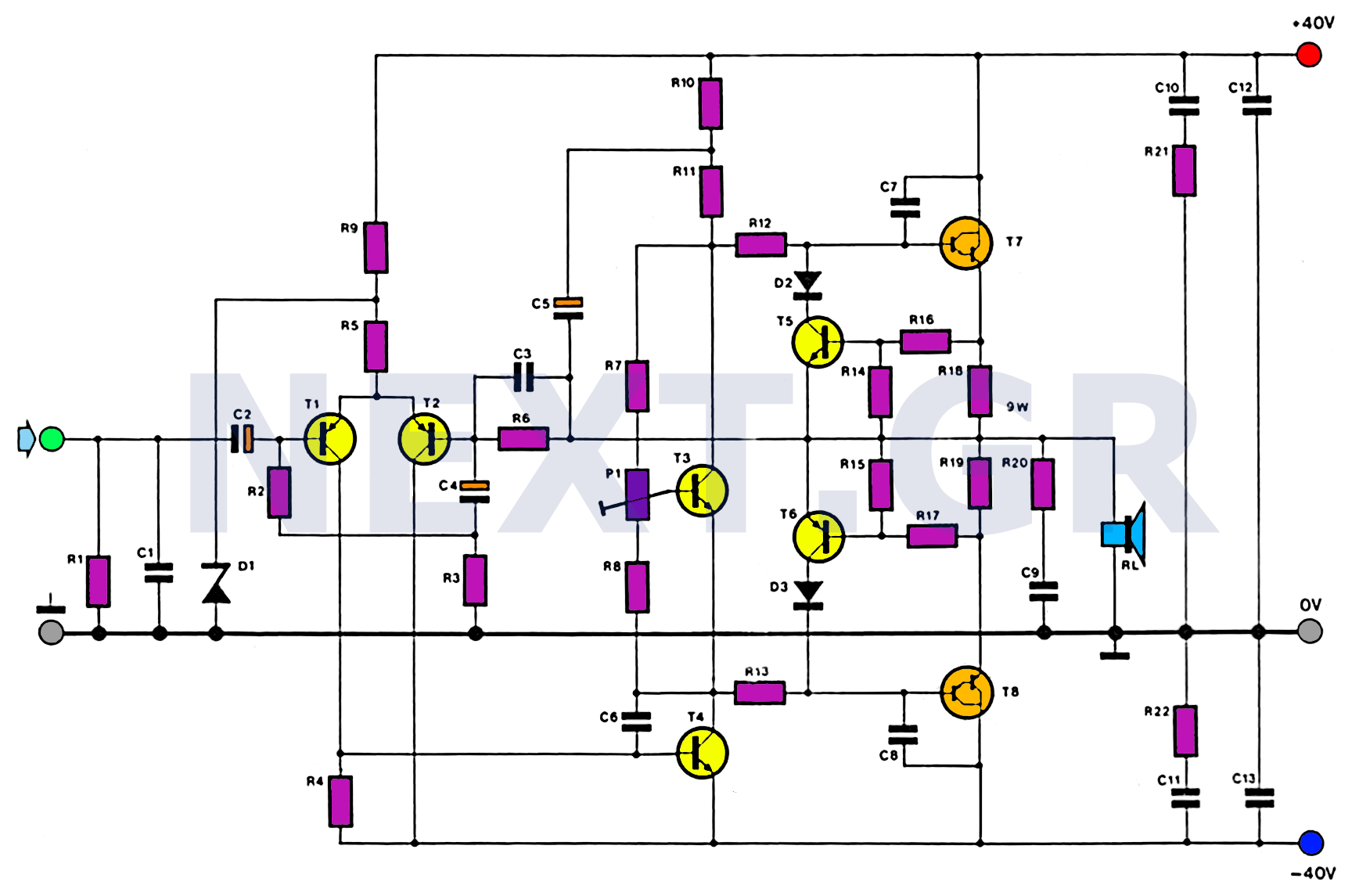 Schematic Furthermore Lm317 Voltage Regulator Circuit As Well Lm317