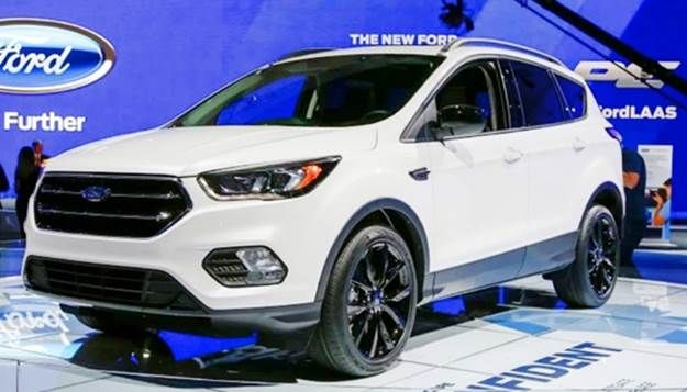 2021 Ford Escape Hybrid Specs Release Price 2021 Ford Escape