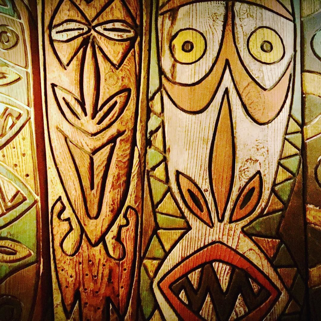 Love The Details To This Bar Design Tikibar Nightout
