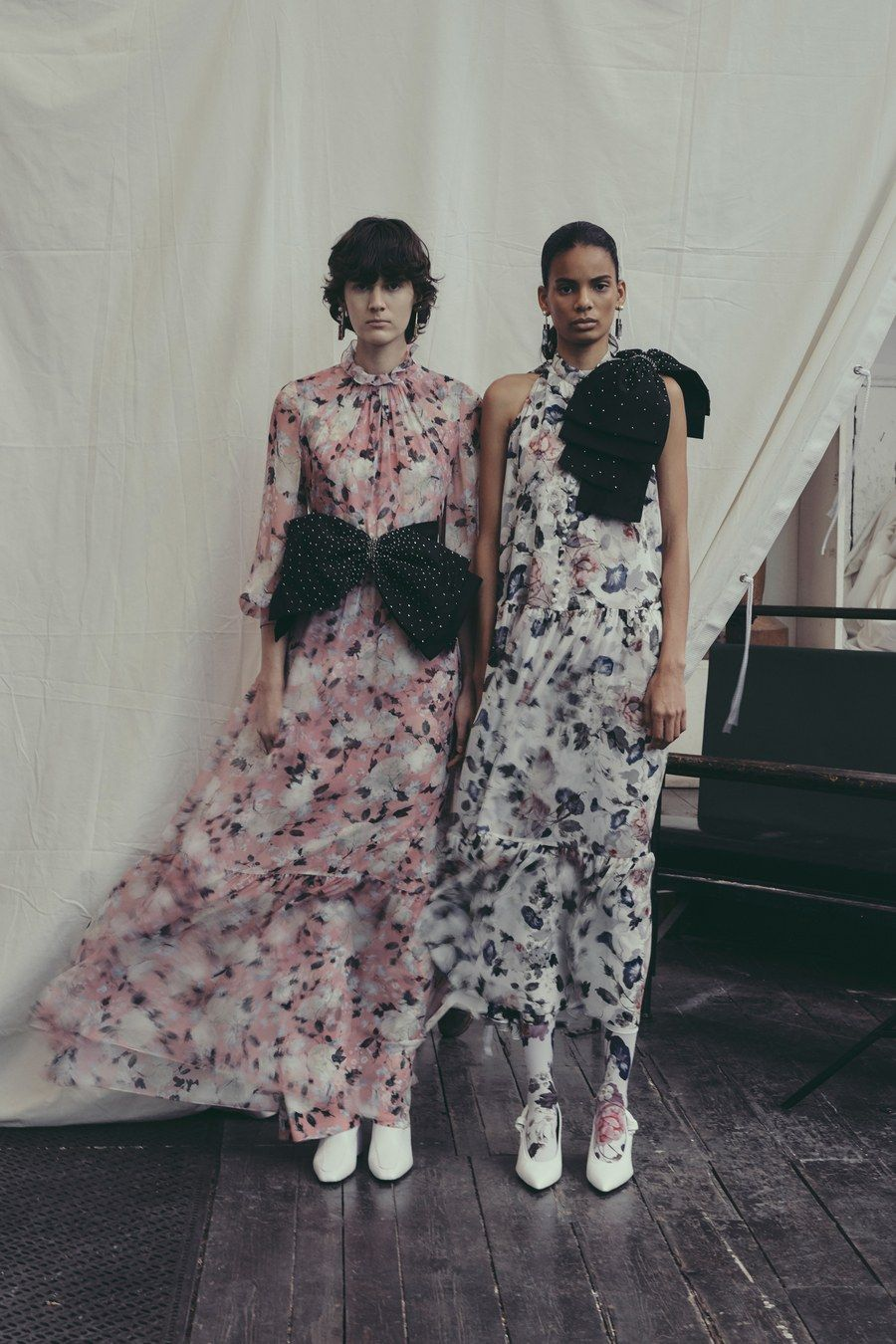 Spring pre erdem collection review