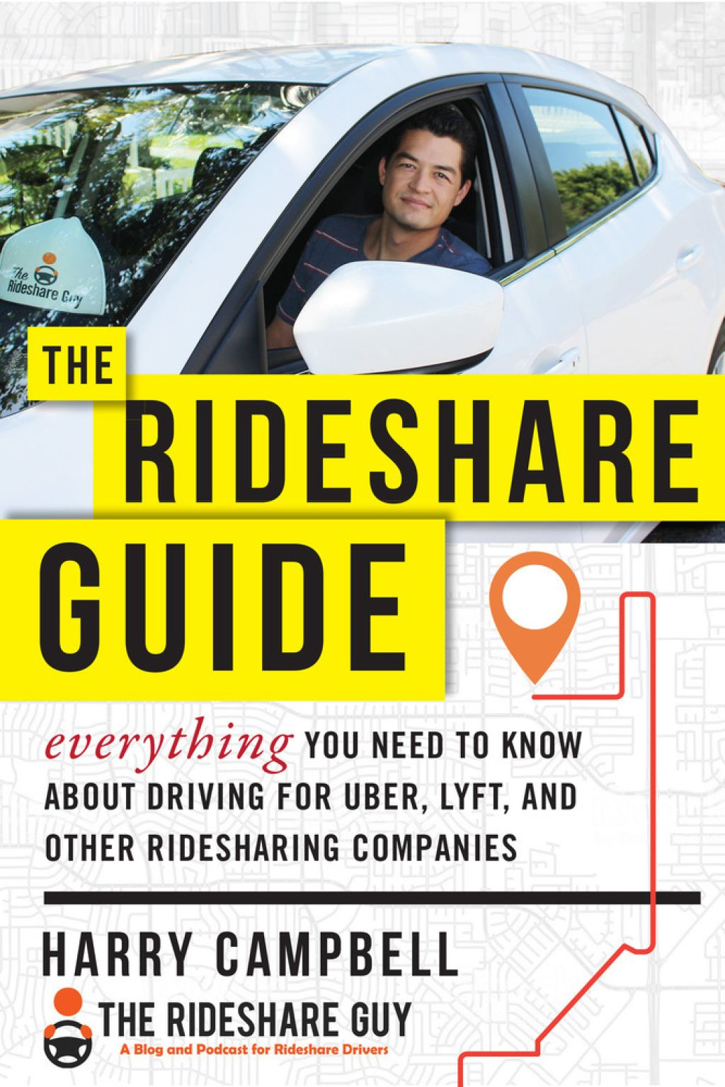 The Rideshare Guide (eBook) in 2019 | Products | Uber driving, Uber