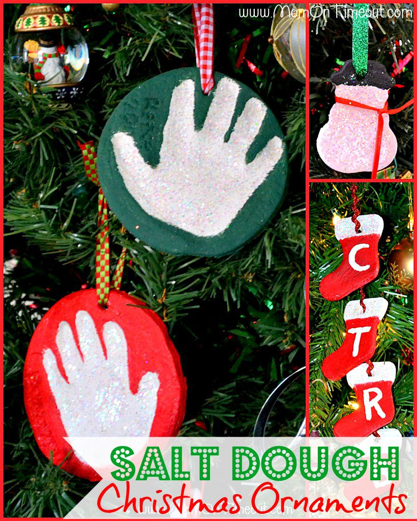 flour and water christmas ornaments