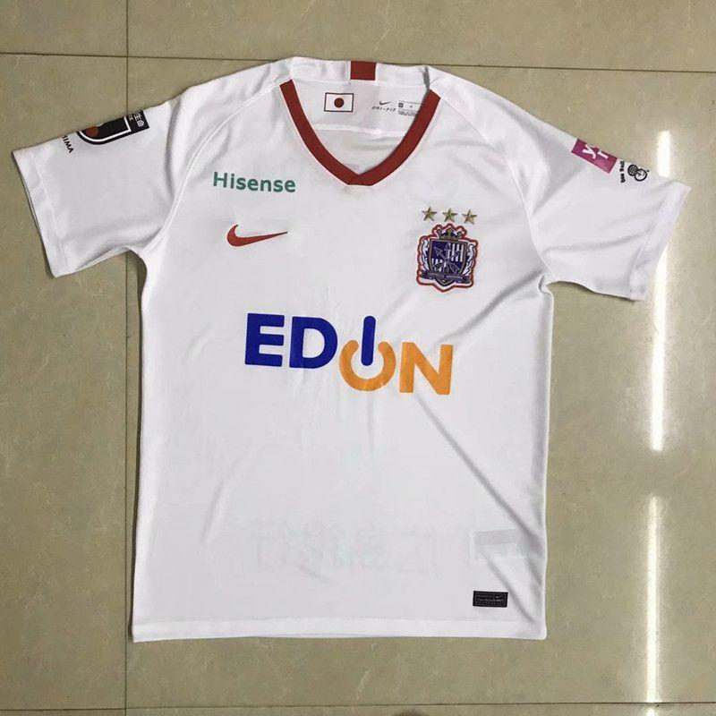2020-2021 Sanfrecce Hiroshima 2nd Away White Thailand Soccer ...