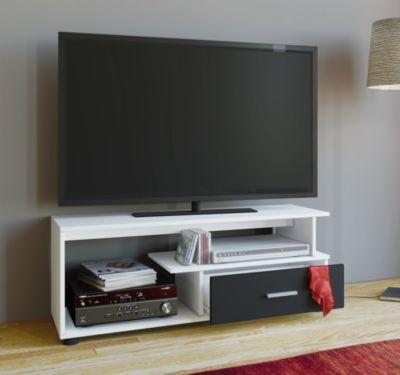Möbel Plus De vcm tv lowboard rack konsole fernsehtisch möbel tv bank tisch holz