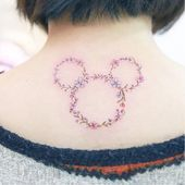 Photo of Tattoodo  tattoodo | Tattoo by Mini Tattooer #MiniTattooer #MickeyMousetattoo #M…
