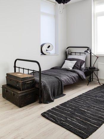 Retro Slaapkamer Ideeen.Slaapkamer Ideeen Voor Een Industriele Slaapkamer Vintage