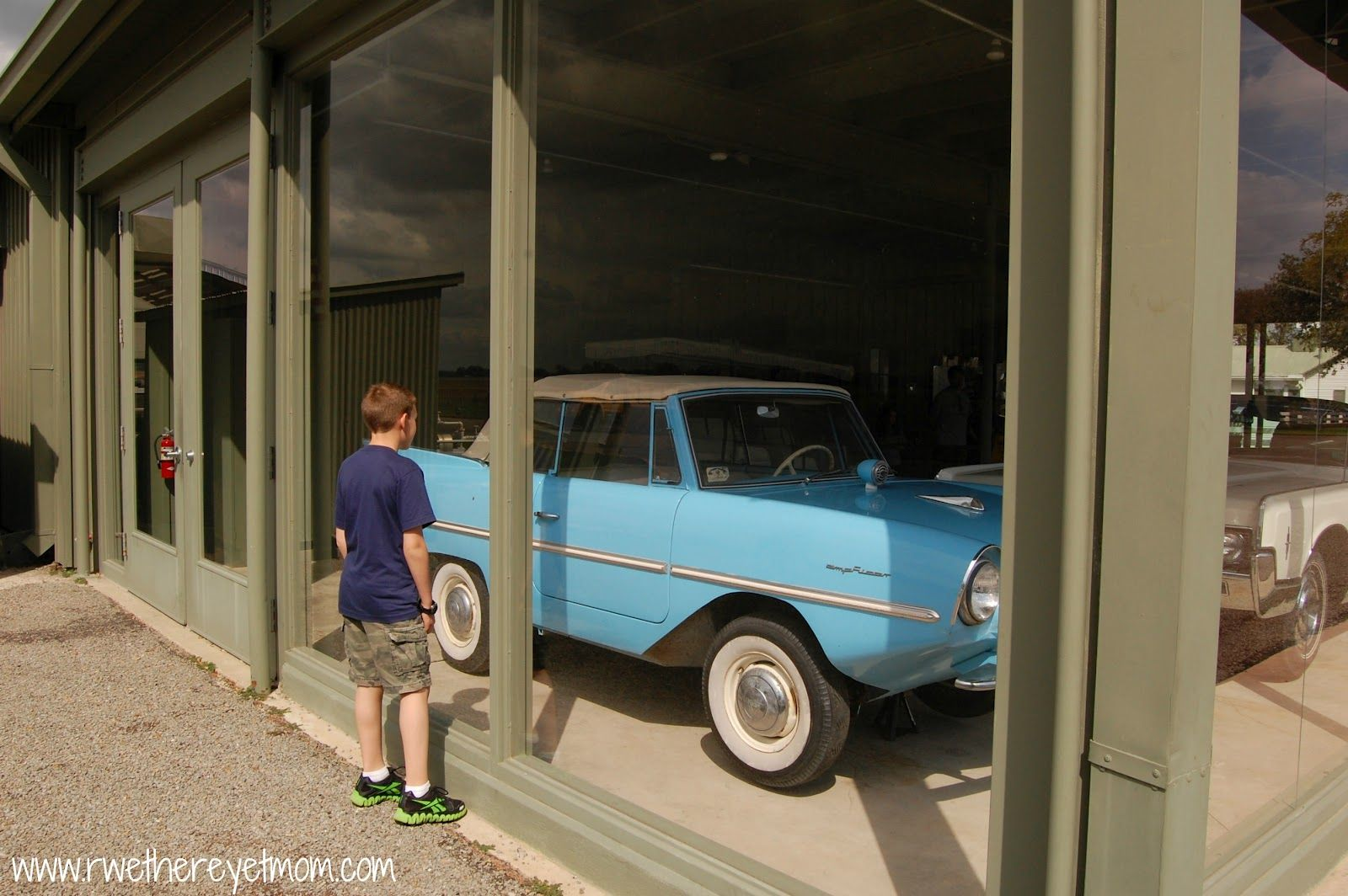 LBJ Ranch at Lyndon B Johnson National Historic Park ~ Stonewall, Texas - R We There Yet Mom? | Family Travel for Texas and beyond...