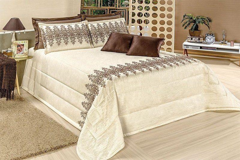 96c55c8cf0 Tenha em sua cama a combinação perfeita de elegância