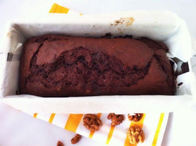 Čokoládovo-banánový chlieb  