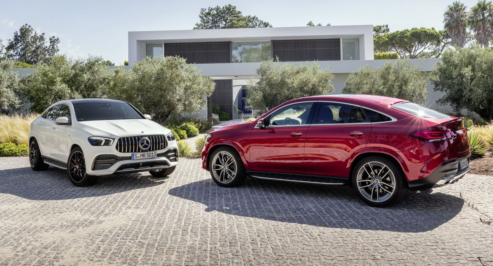 2020 Mercedes Benz Gle Coupe Launches In The Uk Priced From