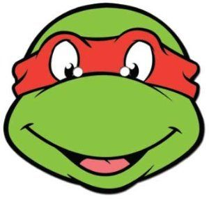 Teenage Mutant Ninja Turtles Faces cakepinscom decoracao festas