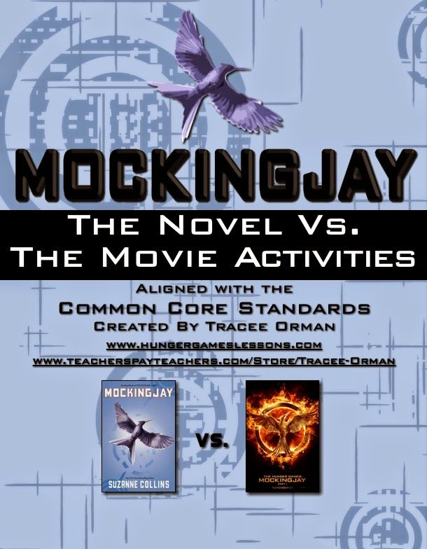 novel mockingjay