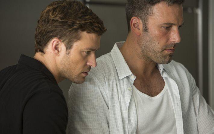 Download Wallpapers Runner Runner Justin Timberlake Ben Affleck Besthqwallpapers Com Ben Affleck Justin Timberlake Runner Runner Movie