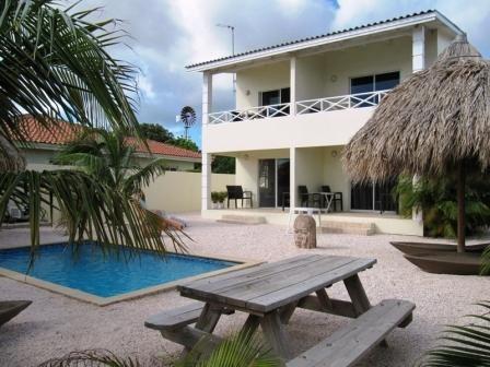 Huren vakantie appartement Curacao