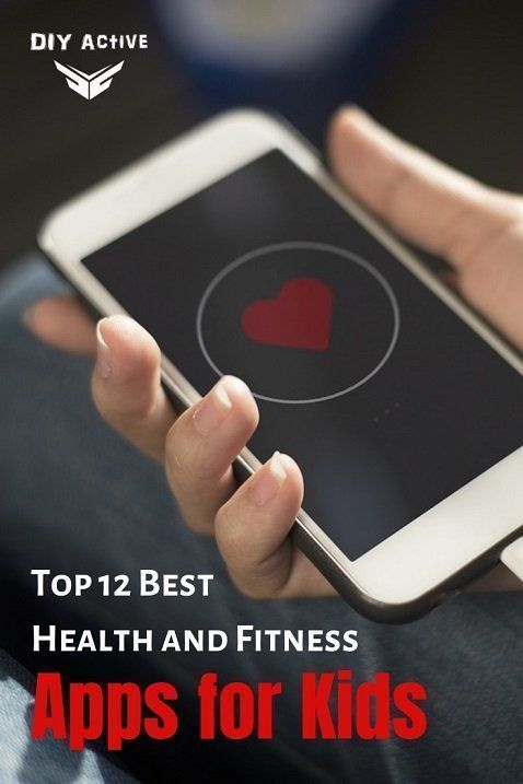 Top 12 Best Health and Fitness Apps for Kids - #Apps #Fitness #Health #Kids #Top