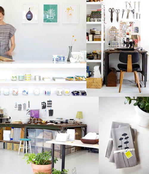 Work+Shop of Lotta Jansdotter
