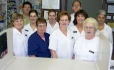 Drilling Pharmacy Staff in the mid 2000's.