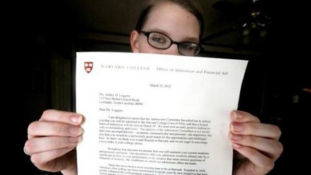 Teen Graduates From Homeless To Harvard  Harvard High School And