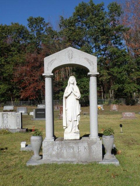 Sacred Heart Cemetery Tombstones Pinterest Sacred