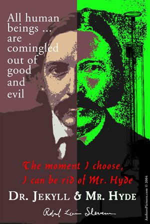 comparative essay between frankenstein and dr. jekyll and mr. hyde The work is also known as the strange case of dr jekyll and mr hyde, dr jekyll and mr hyde, or simply jekyll & hyde it is about a london lawyer named gabriel john utterson who.