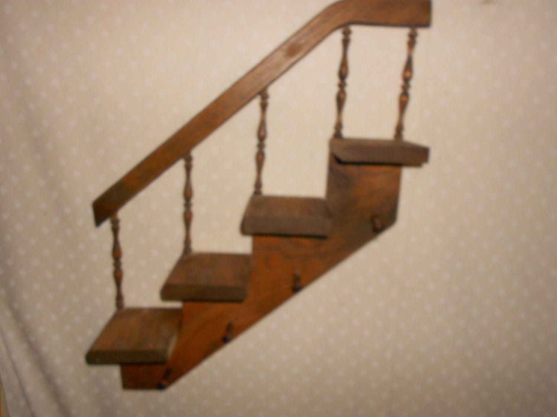 Display Shelf Stair Step Design By Pamscrafts7631 On Etsy Display Shelves Steps Design Stair Steps