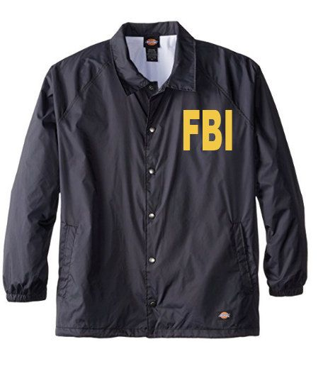 e946ab3e9 Adult Burt Macklin FBI Halloween Costume Jacket by TheSneezyWeasel ...