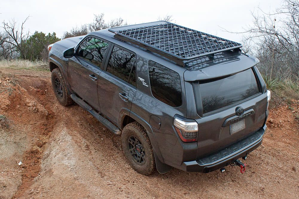 Arb Flat Rack Overview Install On 5th Gen 4runner Low Profile