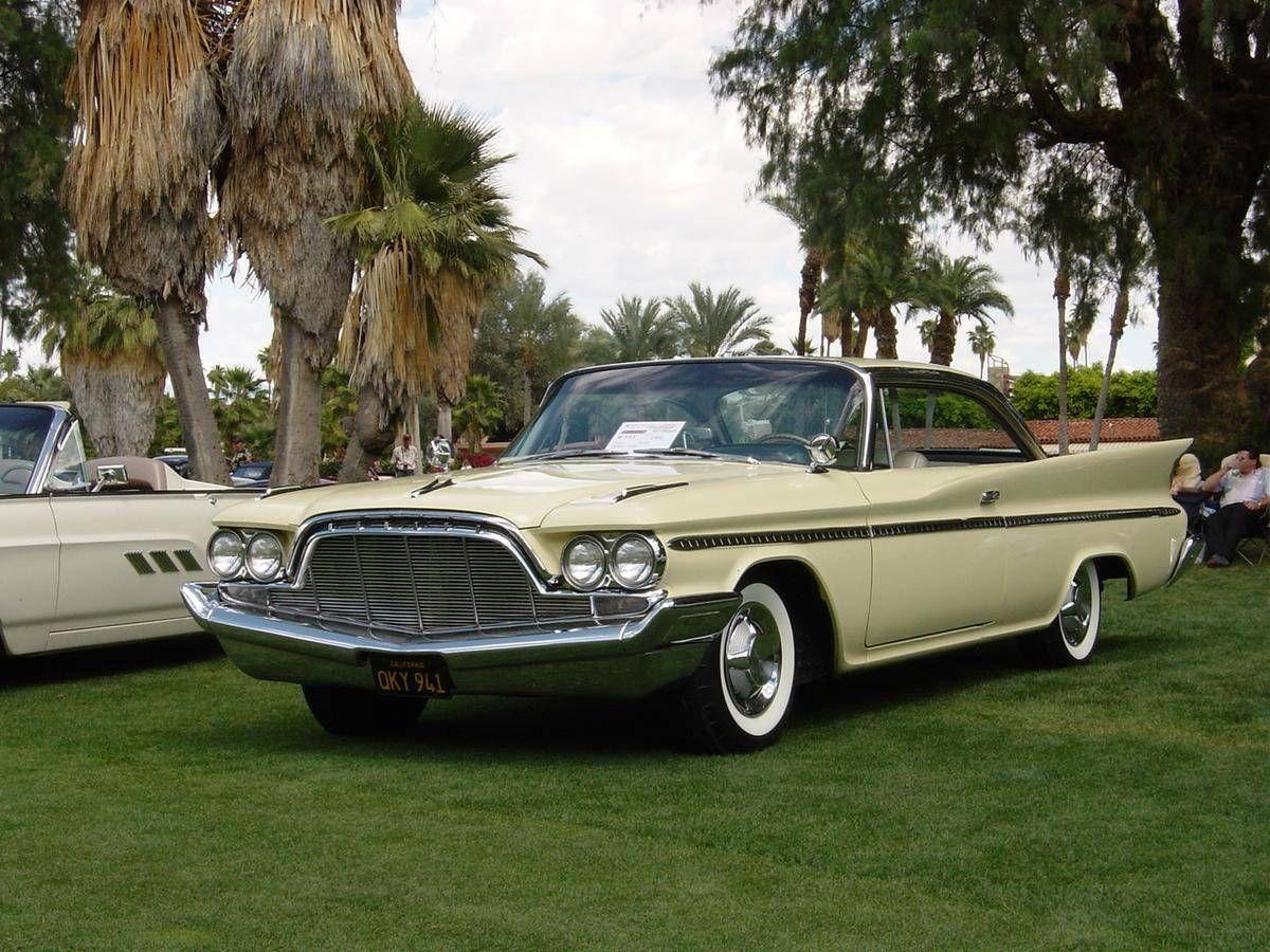 1960 DeSoto Fireflite 2 Door Coupe