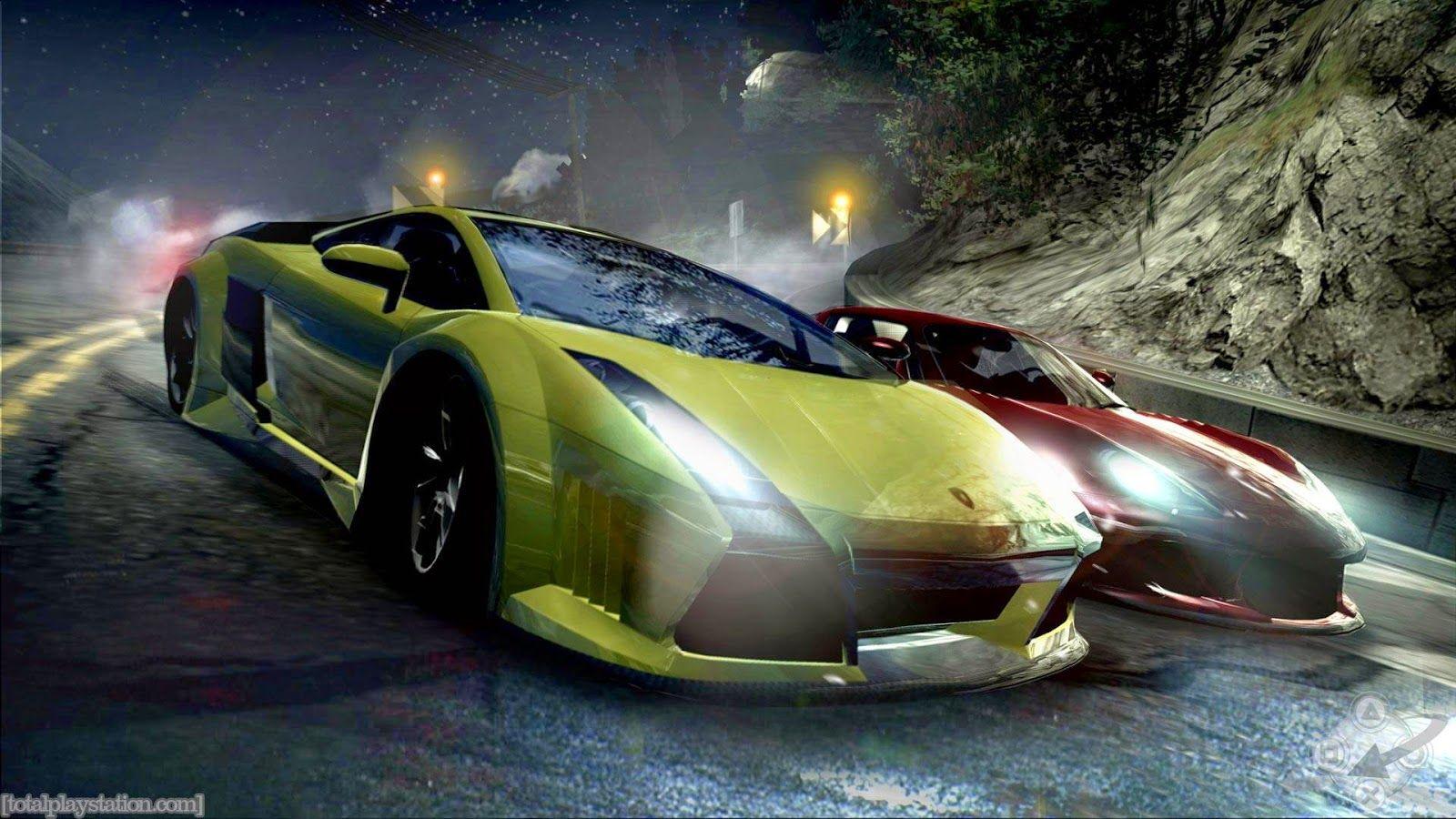 Kumpulan Software Gratis Full Versi: Game NFS Carbon Highly