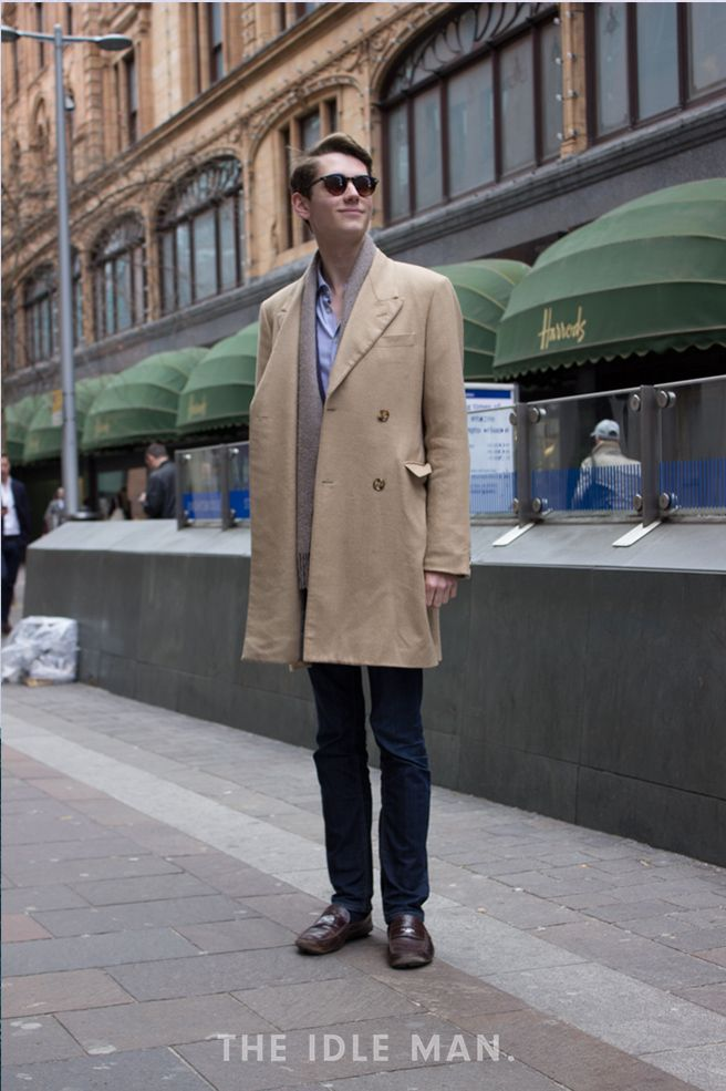 Men's Street Style - Smarten Up