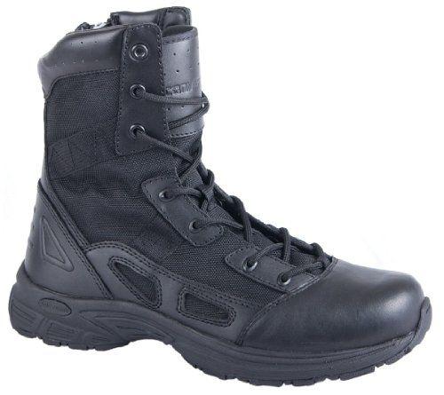 Men`s Converse 8 inch Velocity UltraLite Side - zip Combat Boots  49.99 e0a4760ff